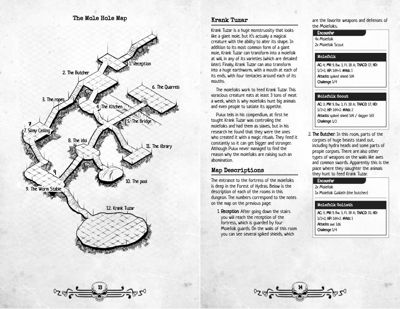 Dark Scrolls, an OSR/5e RPG Zine Vol. 1